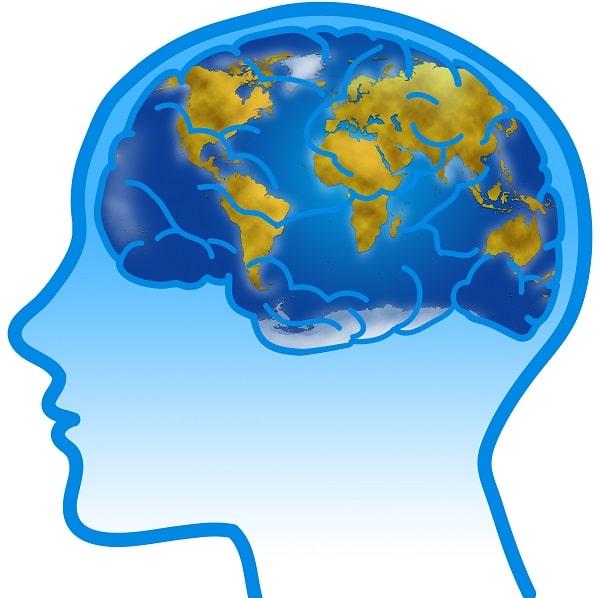 כל העולם נמצא במוח שלנו